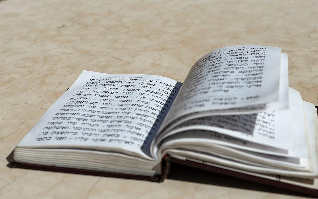Prayer book (iStock)