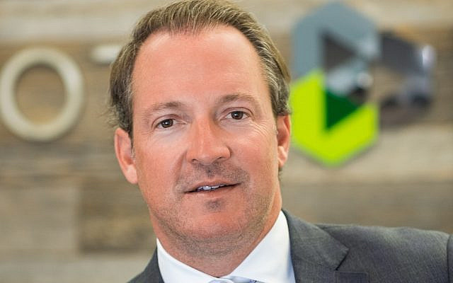 Christopher Ridgeway, Founder and CEO of Stone Clinical Laboratories.