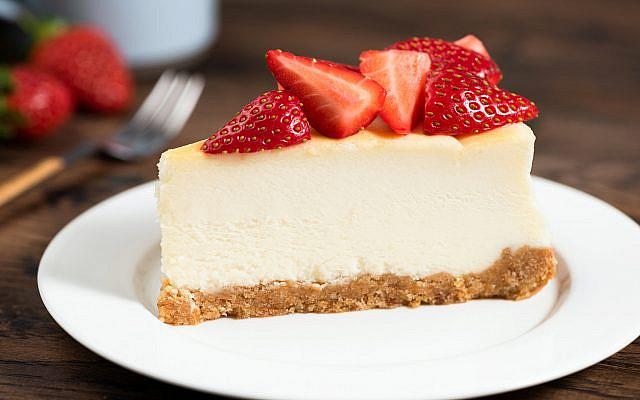 Cheesecake. (Shutterstock)