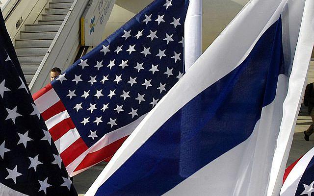 US-Israel Relations (Wikipedia image)