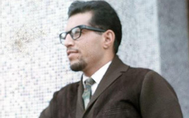 Alex Maghen's father, Khalil, moved to America from Tehran in 1962. (Courtesy of Alex Maghen)