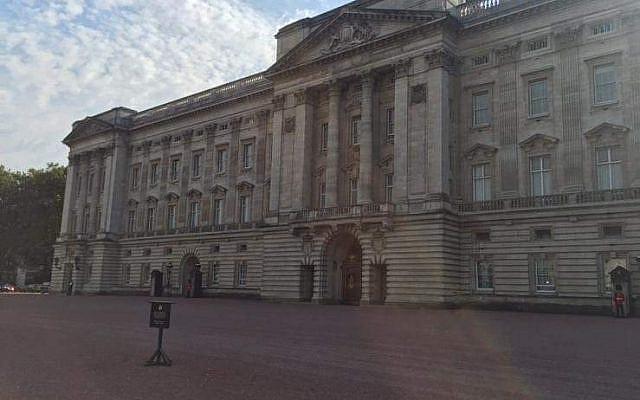 A Jew Walks into Buckingham Palace
