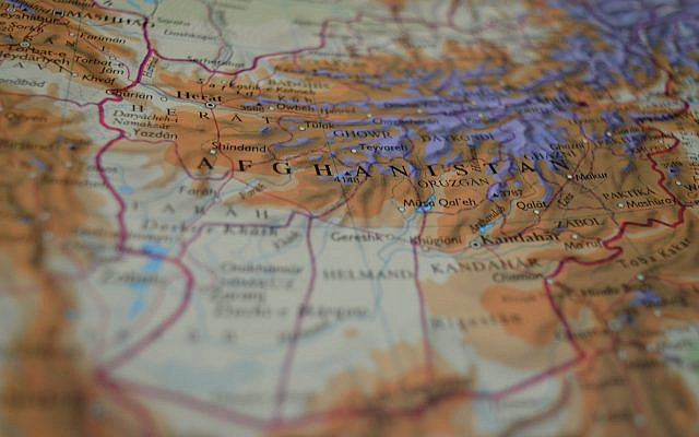 Afghanistan - the 'Heart of Asia'