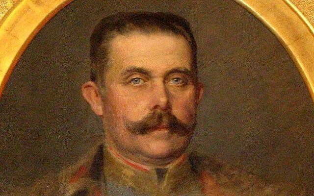 A portrait of Archduke Franz Ferdinand. (Public Domain/ Wikimedia Commons)