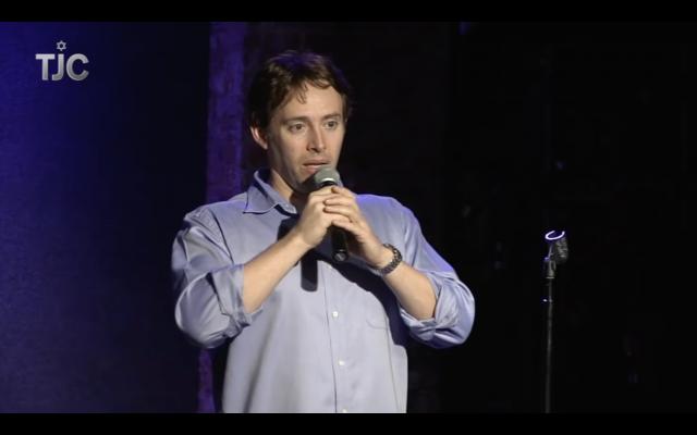 Avi Liberman performing in 2014. (Screenshot from YouTube)