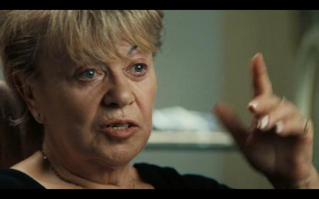 Irene Zisblatt in 'The Last Days' (Screenshot from YouTube)