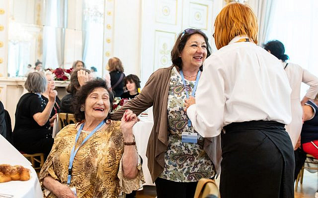 Pre Rosh Hashanah luncheon in the Federal Chancellery. Photo by Ouriel Morgensztern