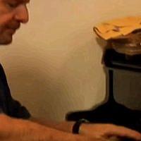 Pianist - Composer Pablo Ziegler -Photo - courtesy of Julio Pimentel