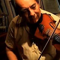 Violonist Fernando Suarez Paz -Photo - courtesy of Julio Pimentel