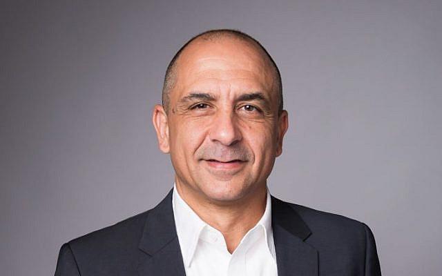 Elly Perets, CEO, Asterra  Photo Credit: Michal Bendak