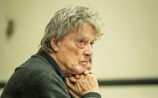 Tom Stoppard (Photo by Mark Brenner via Jewish News)