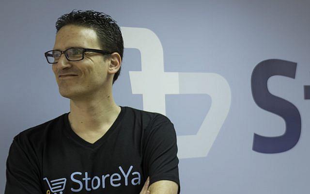 Yariv Dror, Co-Founder & CEO, StoreYa Photo Credit: Roie Kashi