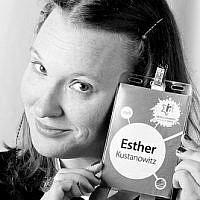 Esther Kustanowitz