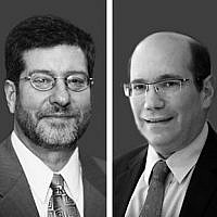 Martin J. Raffel and Gil Troy