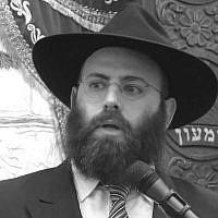 Menachem Margolin