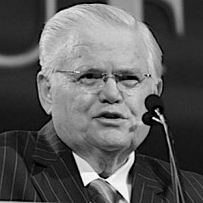 John Hagee, at The Blogs
