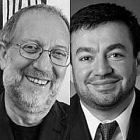 Yossi Klein Halevi and Abdullah Antepli
