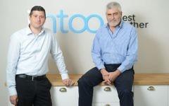 Dov Kotler &  Eran Rot  iintoo founders