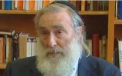 Rabbi Daniel Greer (JTA/YouTube screenshot)