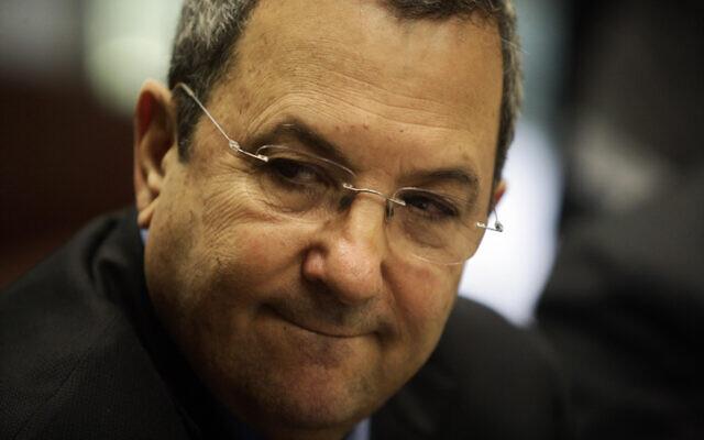 Defense Minister Ehud Barak (Photo credit: Abir Sultan/Flash 90)