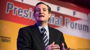 تد کروز- عکس از رویترز - جی روبرتز