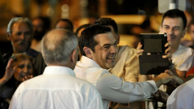 یونان - انتخابات- عکاس: فوتیس پلگاس