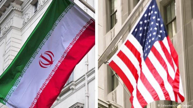 تقابل آمریکا ایران