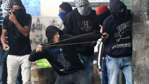 اسرائیل - فلسطینیان - تداوم بحران - عکس هازم بادر خبرگزاری فرانسه
