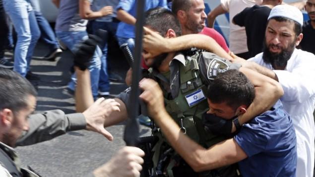 اسرائیل - فلسطینیان- عکس از احمد قربلی- فرانسه