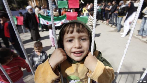 پناهجویان سوری- رویترز
