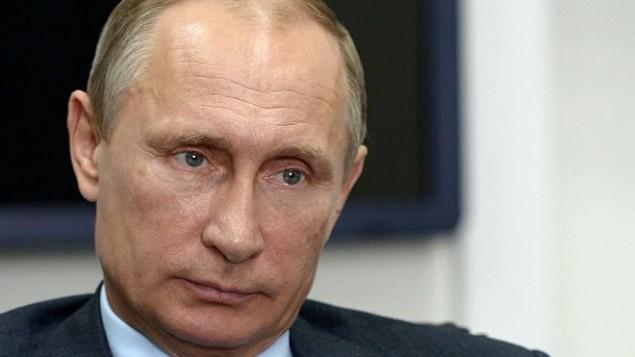 پوتین - عکس از آسوشیتدپرس