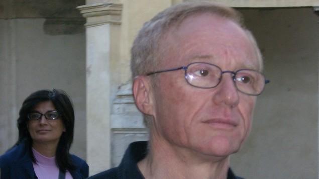 دیوید گراسمن، عکس از : توره النا