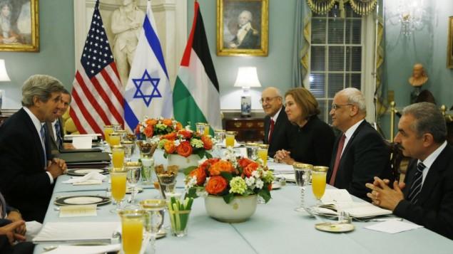 گفتگوها با اسرائیل- عمس از چارلز ضاراپاک- اسوشیتدپرس