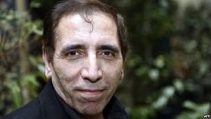 محسن مخملباف- عکس از خبرگزاری فرانسه