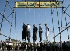 اعدامهای خیابانی در ایران