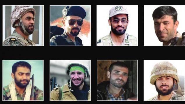جدیدترین کشته شدگان سپاه در سوریه