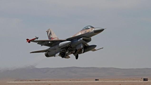 هواپیمای اسرائیل- آفر زیدون