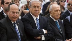 پرس و نتانیاهو- عکس از : دیوید واکنینی