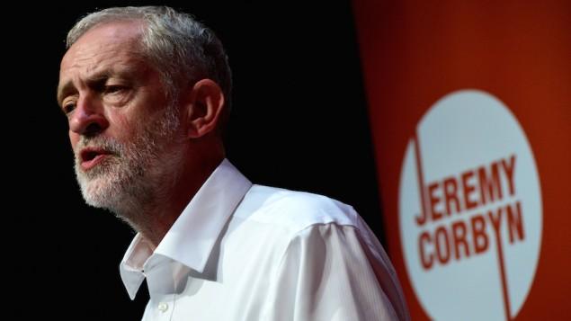 جرمی کوربین - رهبر حزب کارگر بریتانیا