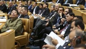 شرکت کنندگان خارجی در کنفرانس قراردادهای نفتی تهران- وحید سالمی