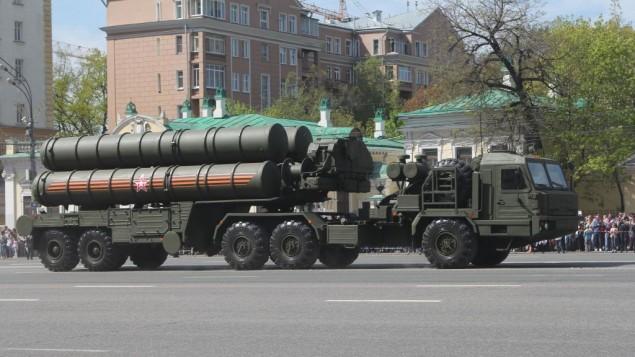 سیستم موشکی اس-۴۰۰ در روسیه