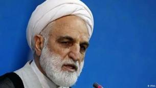 غلامحسین محسنی اژهای، معاون اول قوه قضاییه ایران