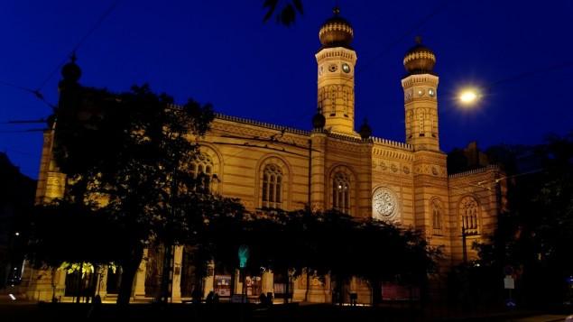 کنیسه بزرگ خیابان دوهانی بوداپست، مجارستان