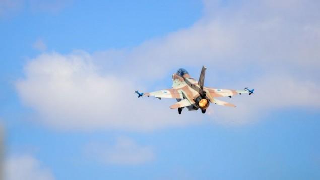 اف 16 اسرائیل - هاگا آمی بار - نیروی هوایی