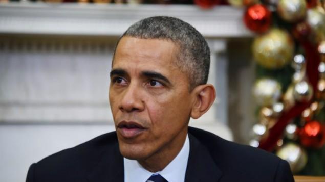 باراک اوباما - خبرگزاری فرانسه