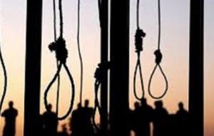 اعدامهای گروهی در ایران