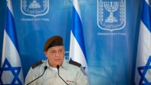 رئیس ستاد نیروی دفاعی گادی آیزنکوت - میریام آلستر