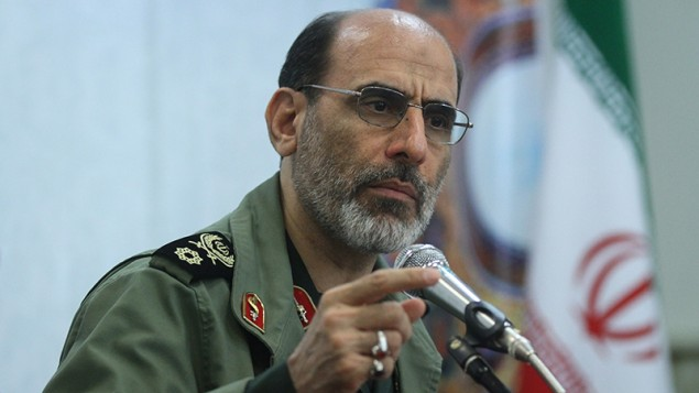 پاسدار محمدحسین سپهر