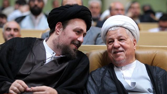 هاشمی - خمینی