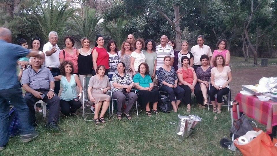 تجدید دیدار گروهی از یهودیان گلپایگان از یاد رفته در اسرائیل